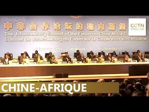Wang Yi visite 4 pays africains