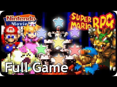Super Mario RPG: The Legend of the Seven Stars - Full Game