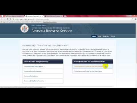 How To Form And Register A Limited Liability Company (LLC) - Step 1