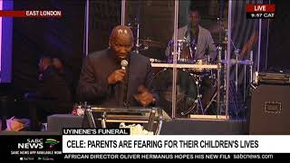 [WARNING] Police Minister Cele reveals graphic details leading to Uyinene's murder