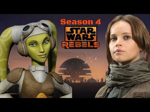 Huge Rebels Tragedy connects well with Rogue One - Star Wars Rebels Season 4