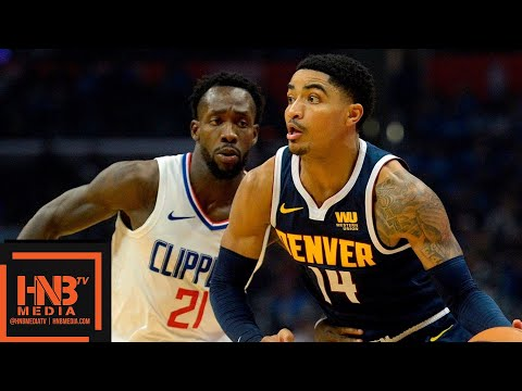 Denver Nuggets vs LA Clippers Full Game Highlights | 10.17.2018, NBA Season