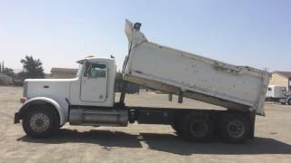 GovDeals: 2003 Peterbilt 379 10 Wheel Dump Truck