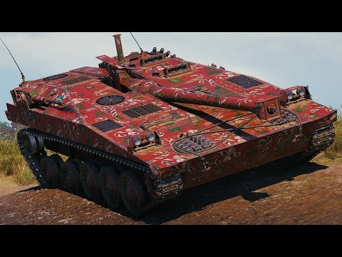 World Of Tanks UDES 03 - 8 Kills 8,6K Damage
