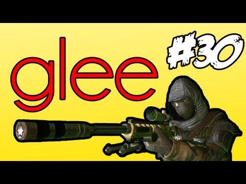 (Auto-Tune in Black Ops II) Good Glee-fing: Episode 30: Optic Faze-riser!!!