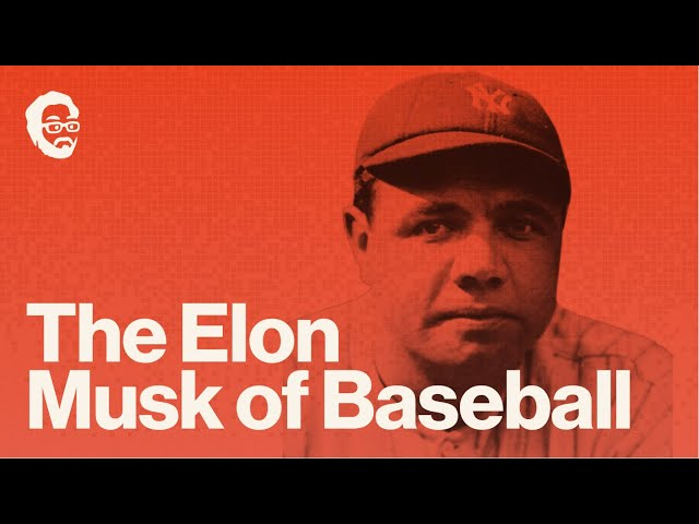The Elon Musk of Baseball: How Startups Hit Grand Slams | Founder's Journey: Ep. 1