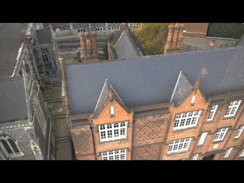 Harrow School: A Drone's Eye View