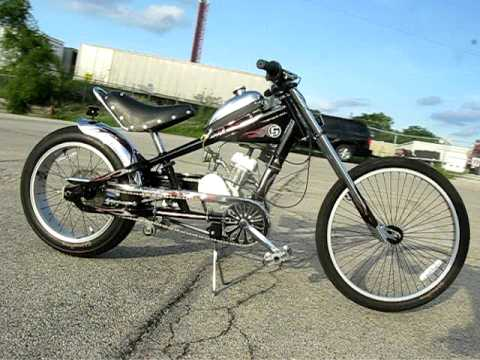 c7327de26f0 Schwinn Stingray OCC Chopper - Black and Chrome with Silver Flames