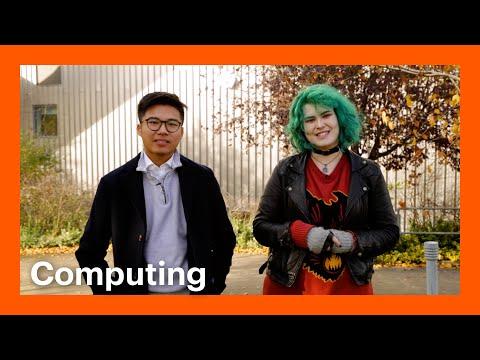 Computing Department Tour