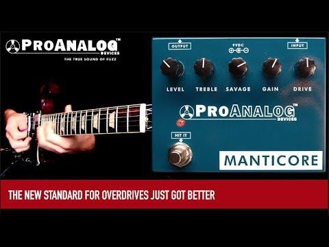 ProAnalog Devices Manticore V2
