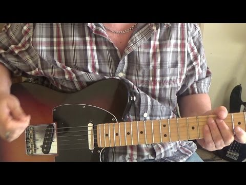 Blackberry Smoke - Freedom Song - Guitar Lesson