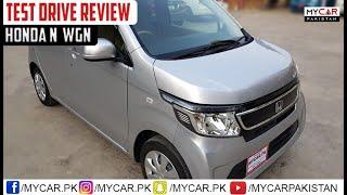 Test drive review of honda n wgn