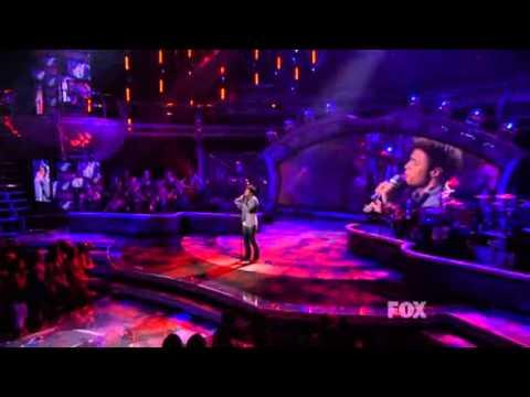 Kris Allen  Falling Slowly American Idol 8 Top 7 HQ