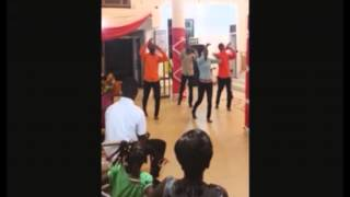 Project 2:2:2 Choreography (Turning around by Minister Joe Mettle)