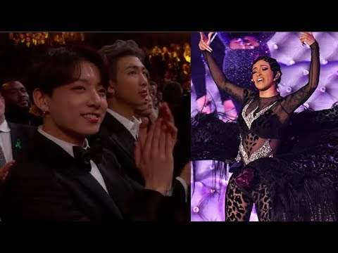 BEST REACTIONS GRAMMY AWARDS 2019!!!!!