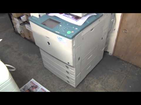 DRIVERS CANON IMAGERUNNER 5185I