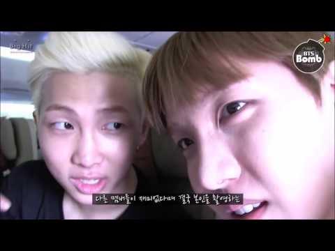 Best of BTS Rap Monster Speaking English