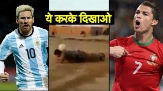 This  boy goes viral for mesmerizing football skills  Sports Tak
