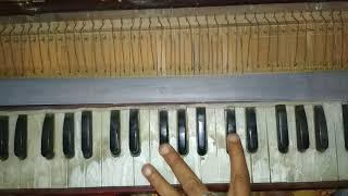 Didi tera devar deewana-play harmonium