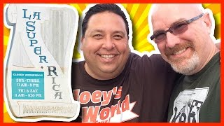 La Super-Rica Taqueria Review with Joey from Joey