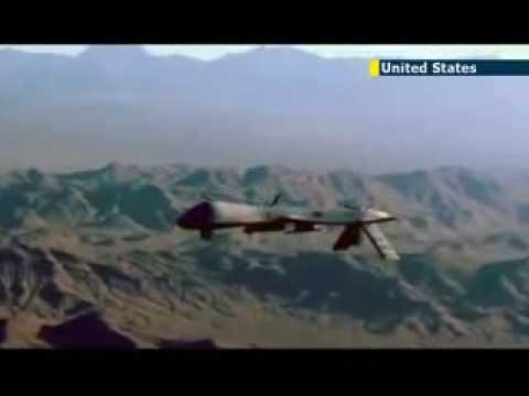 US Drone Strikes May be War Crimes