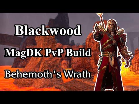 [ESO: Blackwood] Magicka Dragonknight PvP Build |