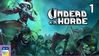 Undead Horde: iOS / Android Gameplay Walkthrough Part 1 (by 10tons Ltd)