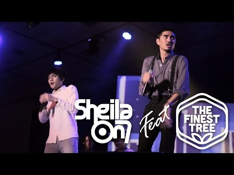 Pemuja Rahasia - Sheila On 7 feat. The Finest Tree