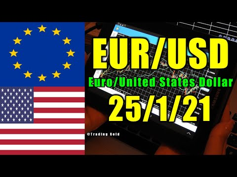 EUR/USD Trading Gold Channel Daily Forex Signals Forecast Videos