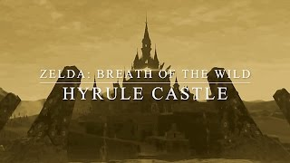 Zelda Breath of the Wild: Hyrule Castle - Cover (Enemy March)