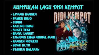 Download KUMPULAN LAGU JAWA DIDI KEMPOT FULL ALBUM || LIVE CILACAP