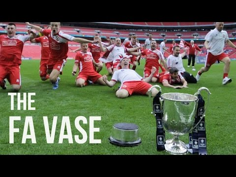 The World's Biggest Unknown Tournament - The FA Vase at Wembley (North Shields v Glossop North End)