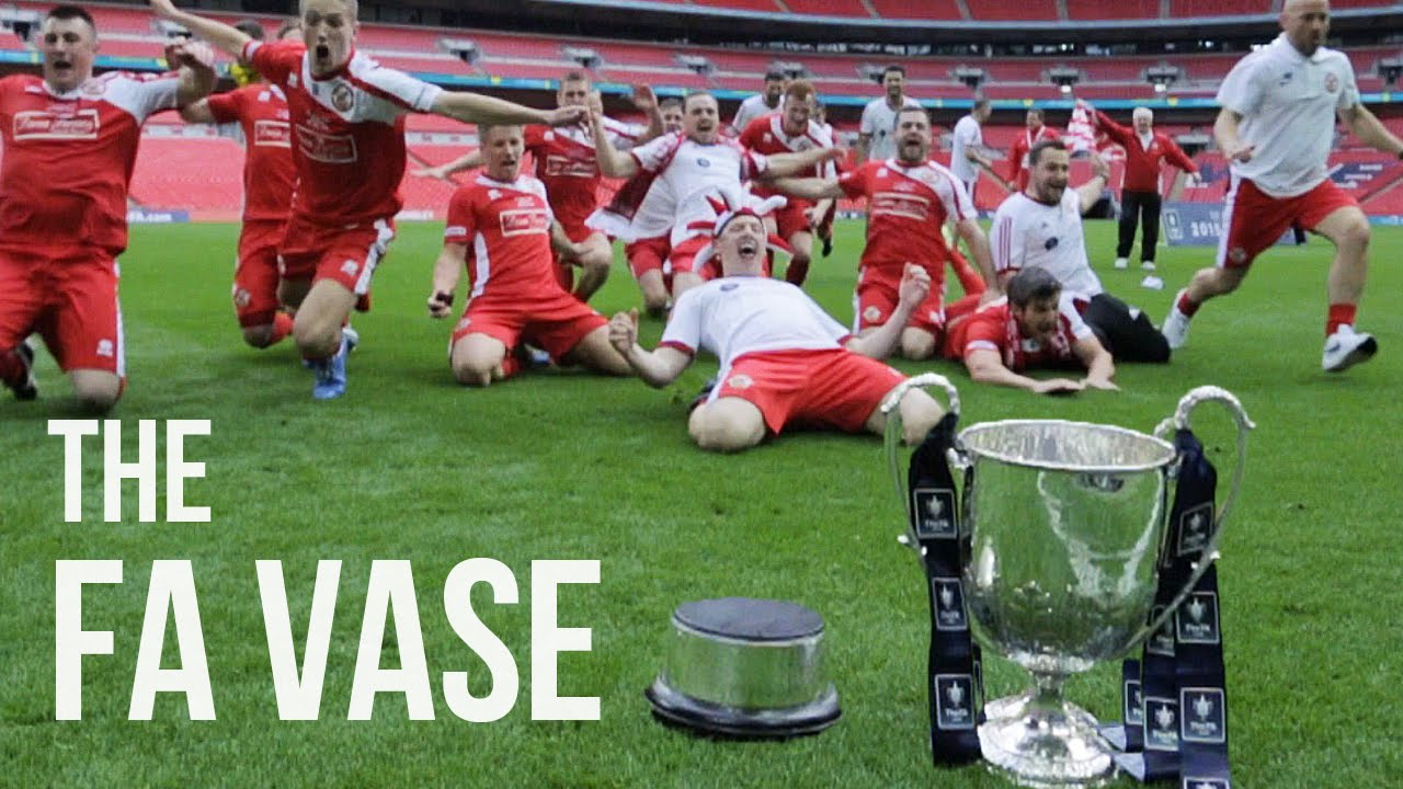 The worlds biggest unknown tournament the fa vase at wembley the worlds biggest unknown tournament the fa vase at wembley north shields v glossop north end youtube reviewsmspy
