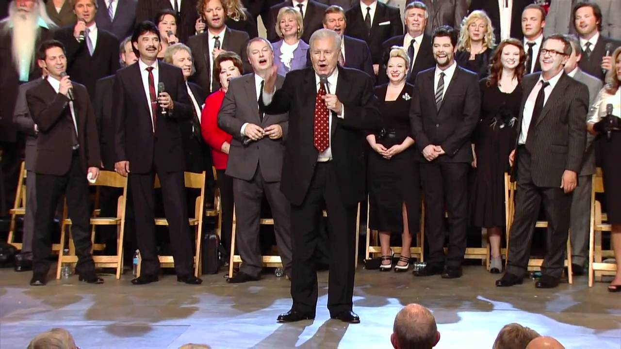 Gaither Homecoming Tent Revival At The Billy Graham Library Youtube