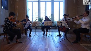 J. Brahms, Clarinet Quintet op. 115, I. Allegro