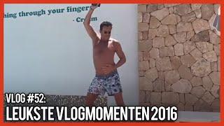 VLOG COMPILATIE 2016 - Gerard Joling #VLOG52