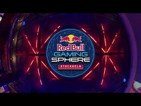 Red Bull Gaming Sphere Stockholm