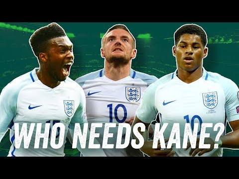 No Harry Kane? Here's how England can cope at the 2018 World Cup in Russia