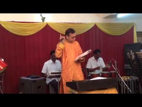 Man Narasimman sings Kadavul Ninaithan...