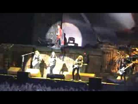 Iron Maiden-5.The Trooper(Ullevi,Sweden 2008)