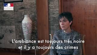 """Isabelle Amonou en """"Résidence Fantastique"""" à Gatineau"""