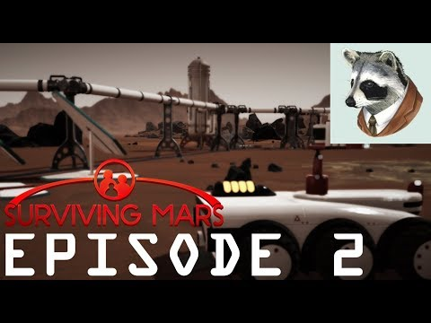 Surviving Mars||So Water's Important?||Ep. 2