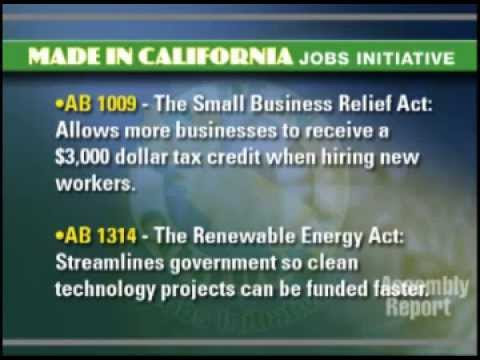 Assemblymember Wieckowski Launches Made in California Jobs Initiative