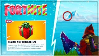 ONLY 8 HOURS - Season7 Snow Map Skins Give Away LEAK || Fortnite Battle Royale