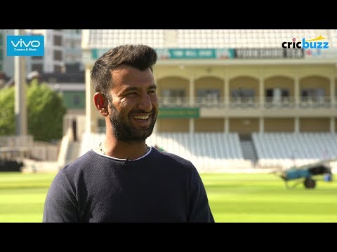 Cheteshwar Pujara talks about the art of sledging & coach Anil Kumble
