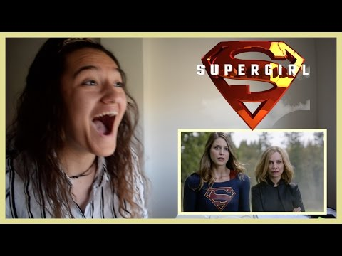 "Supergirl Reaction to ""Resist"" 2x21"