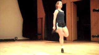 Irish Dance at Tufts