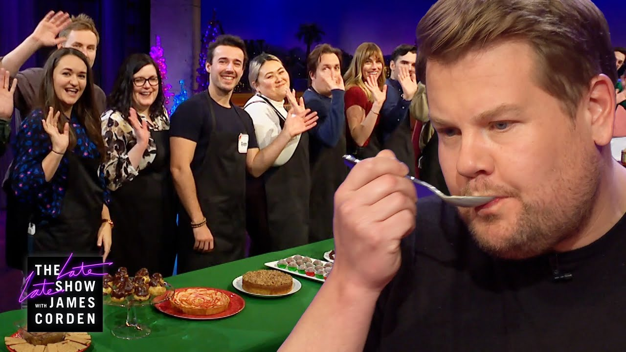 The 2019 Late Late Show Bake-Off