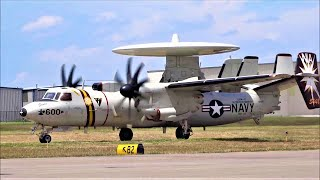 "E-2C Hawkeye - VAW-116 ""Sunkings"" at Rocky Mountain Metro Airport"