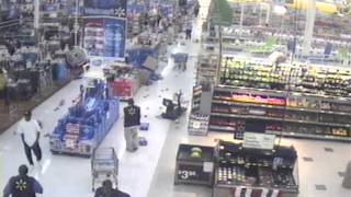 Walmart Rampage